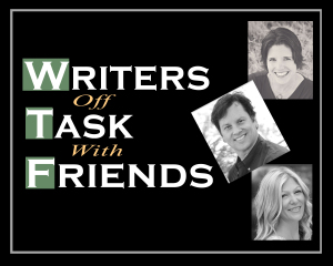 Writers Off TASK w Friends NEW Square