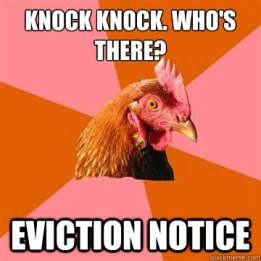 eviction