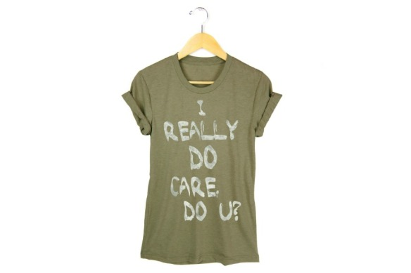 i-really-do-care-do-u-melania-troll-tshirt